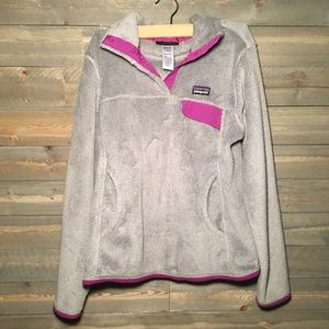 Patagonia Small patagonia re tool snap t pullover